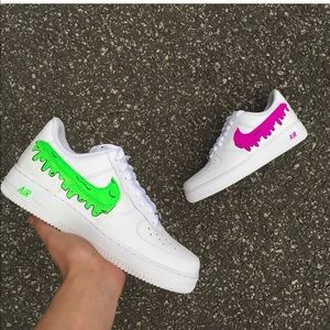 Mix Drip Air Force 1's